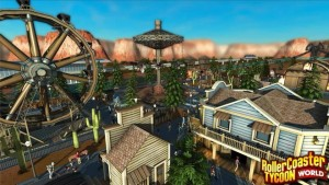 RollerCoaster Tycoon World 1