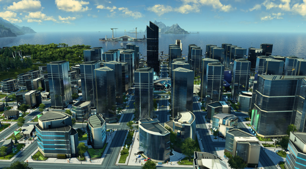 Anno 2205 Screen 5