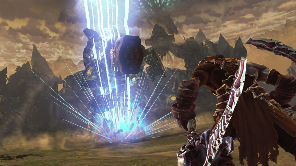 Darksiders 2 Deathinitive Edition screen 1