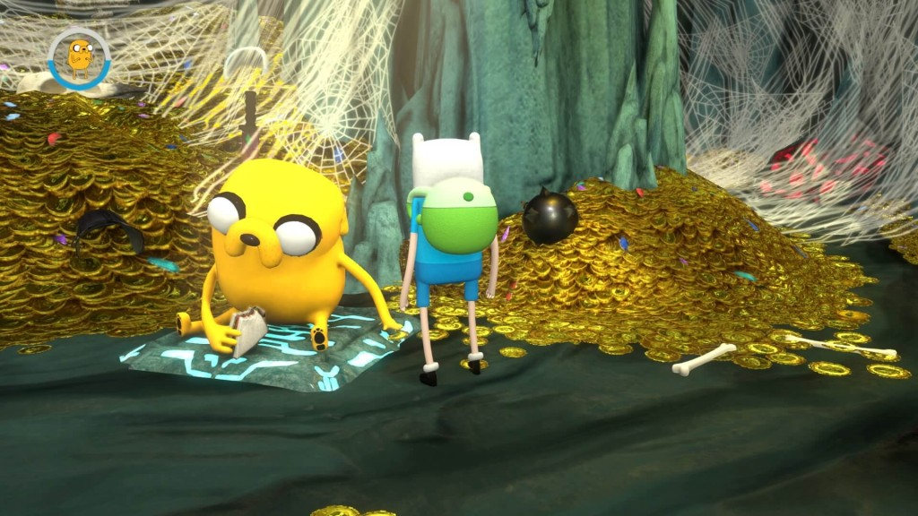 Adventure Time Finn & Jake auf Spurensuche screen 1