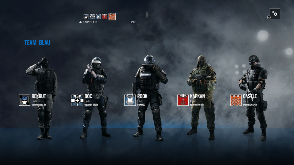 Rainbow Six Siege (3)