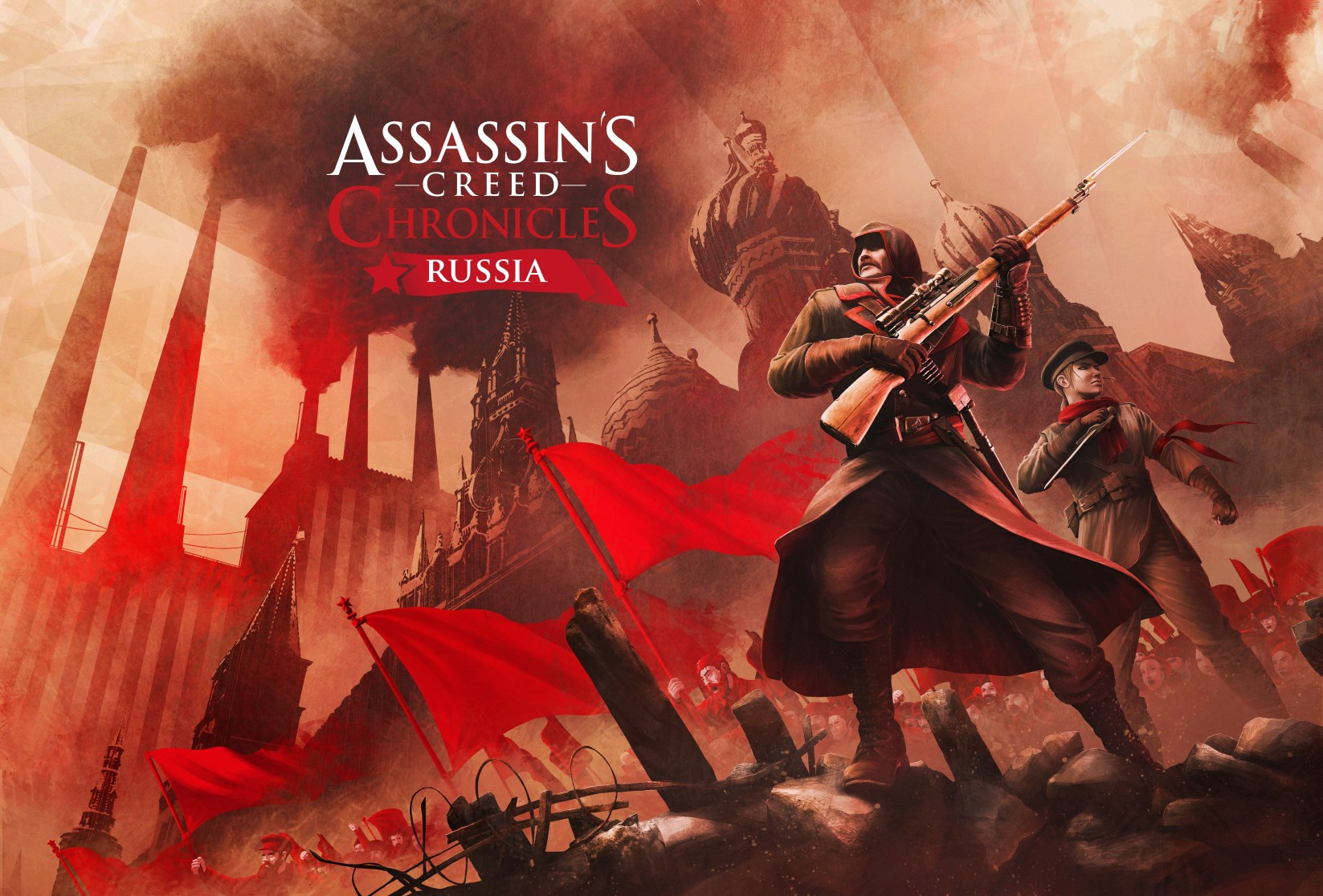 Assassins Creed Chronicles Russia bei uns im Test