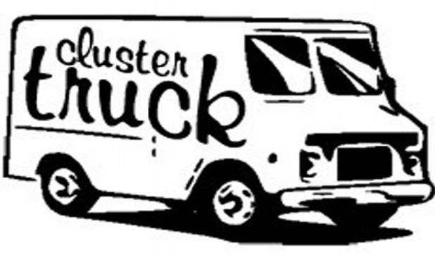 Clustertruck bei uns in der Preview