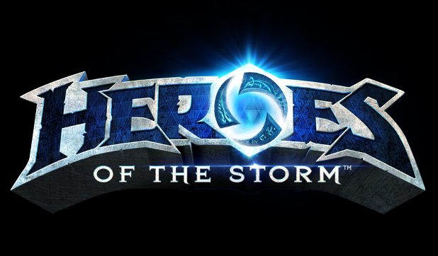 Heroes of the storm logo klein