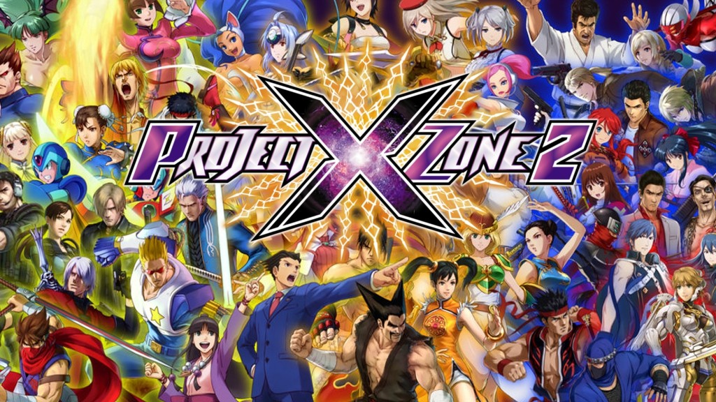 Project X Zone 2 Thumb