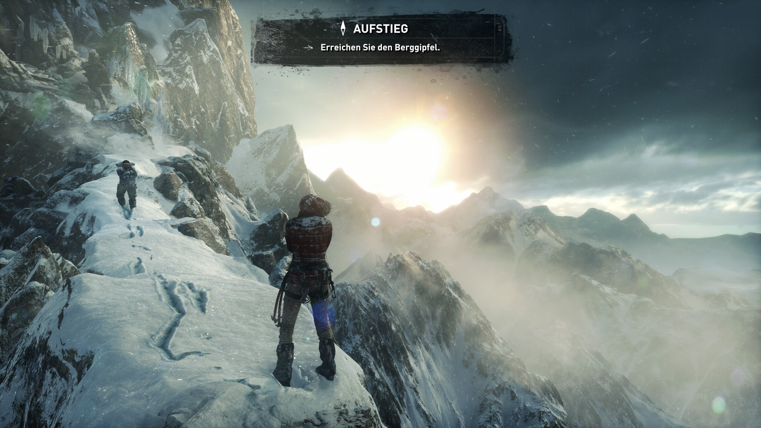 Rise of the Tomb Raider (PC) bei uns im Test