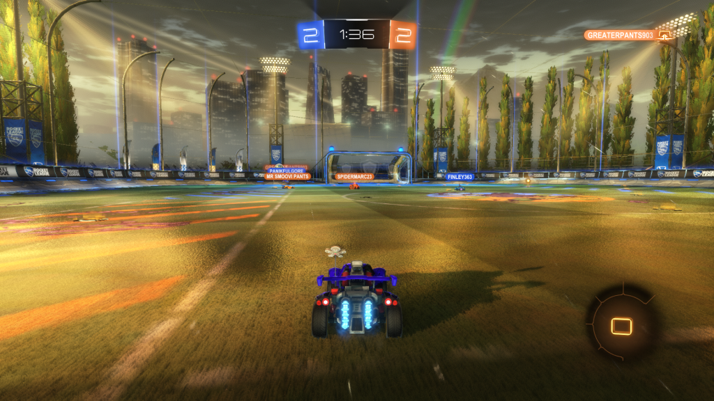 Rocket League (3)