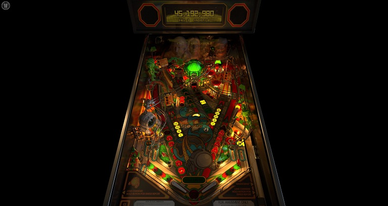 Pro Pinball Ultra bei uns im Preview