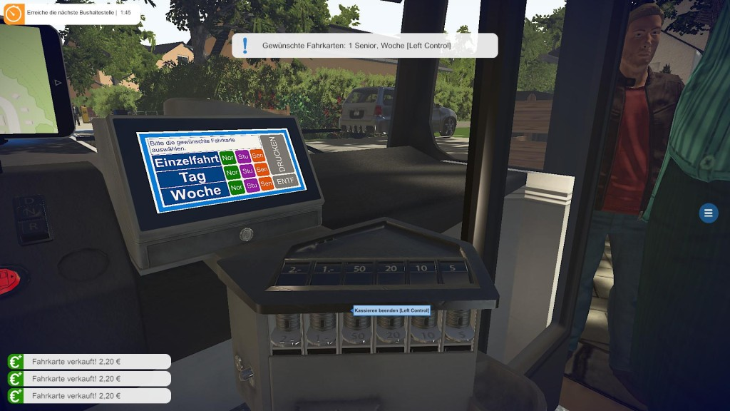 Bus Simulator screen 6