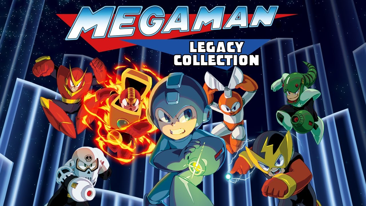 Mega Man Legacy Collection (3DS) bei uns im Test