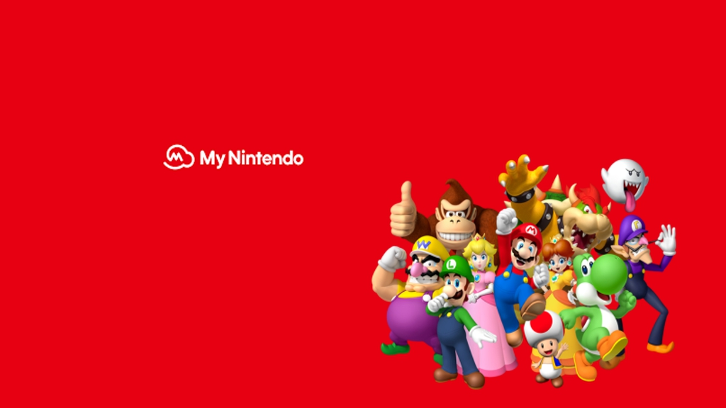 My Nintendo Thumb
