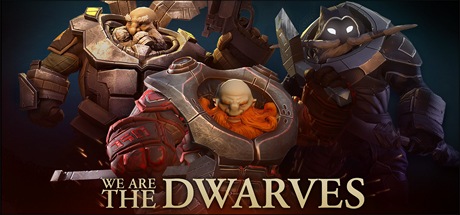We Are The Dwarves bei uns im Test