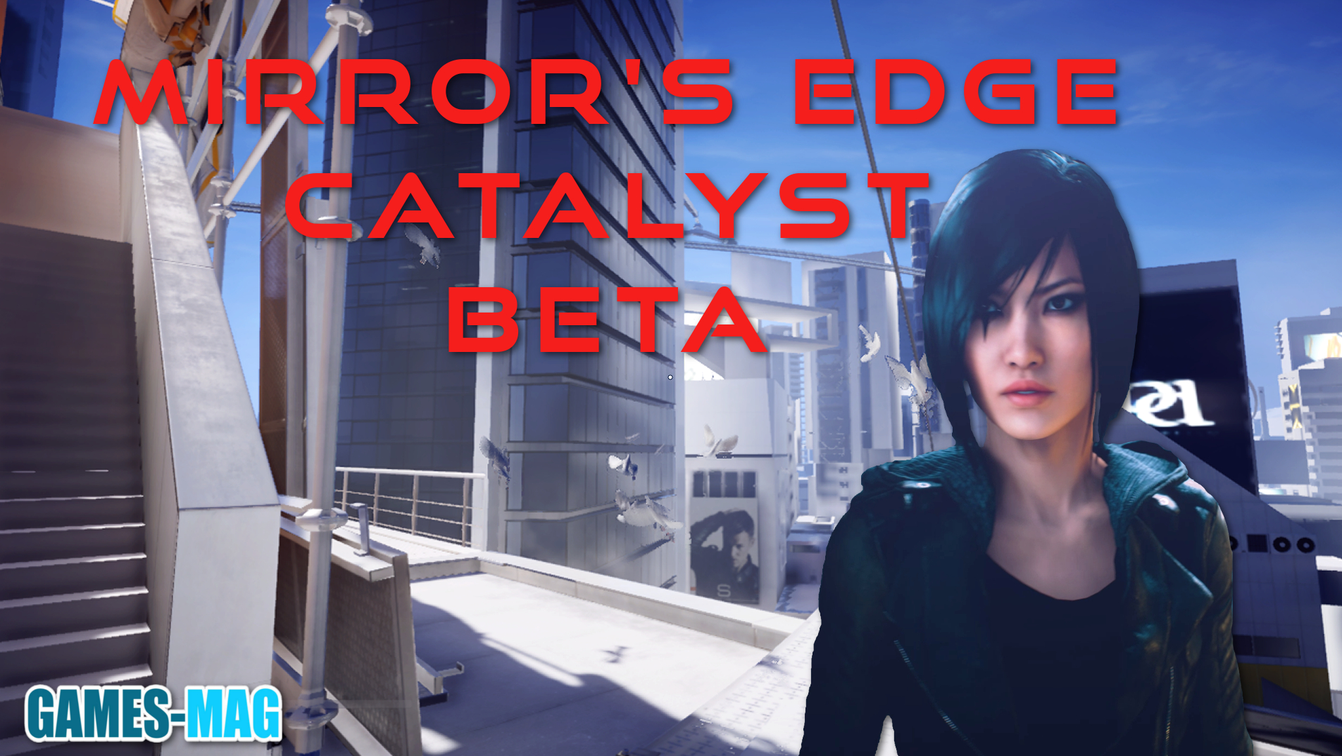 Mirrors Edge Beta Thumb