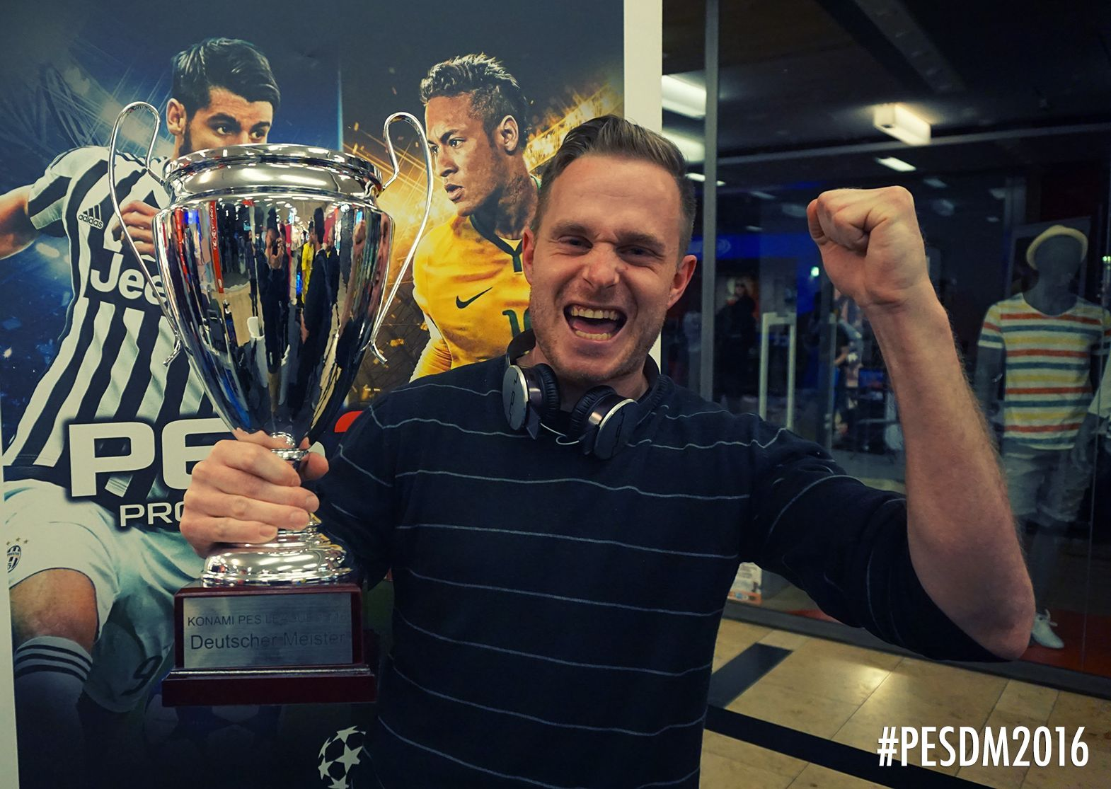 PES League DM 2016_Winner