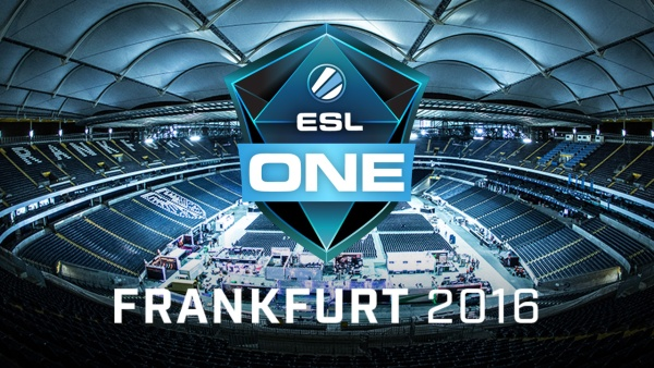 ESL One 2016 Frankfurt Dota 2