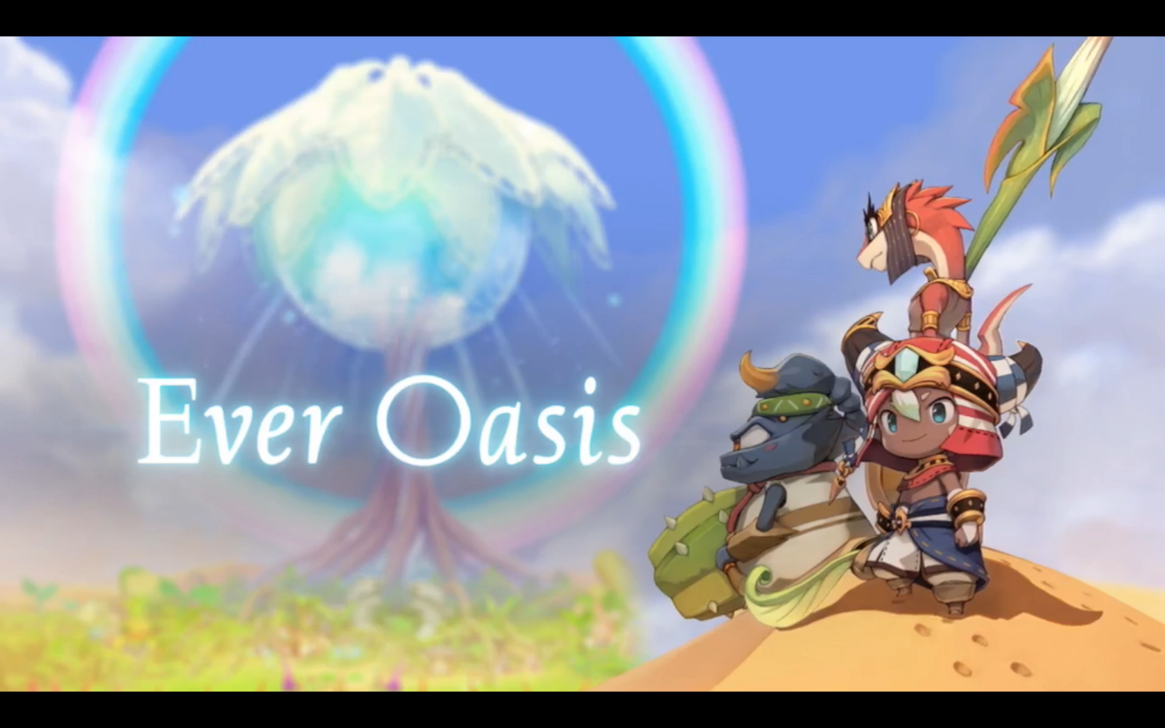 Ever Oasis Thumb