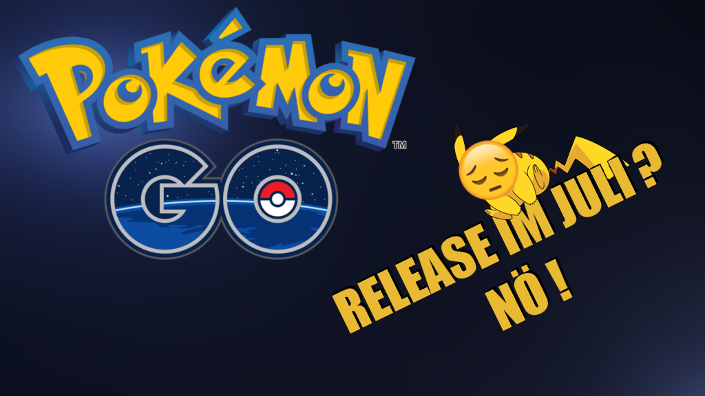 Pokemon GO Release
