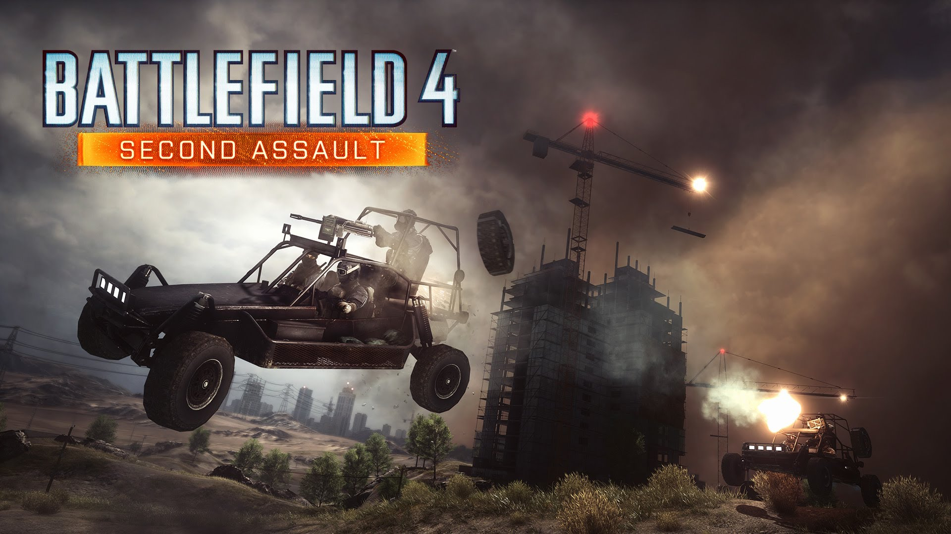 battlefield 4 secons assault