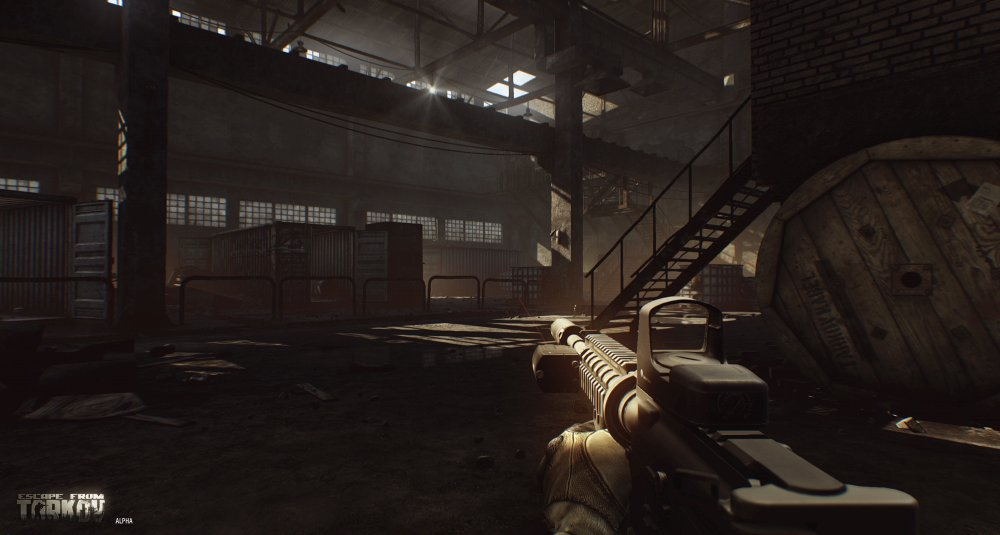 escape from tarkov gameplay