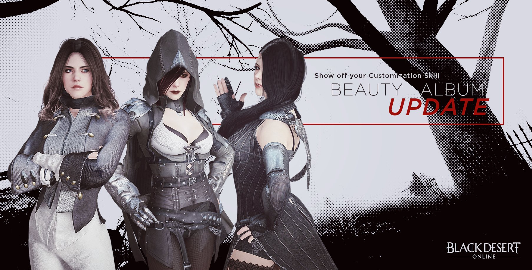 black desert online beauty update