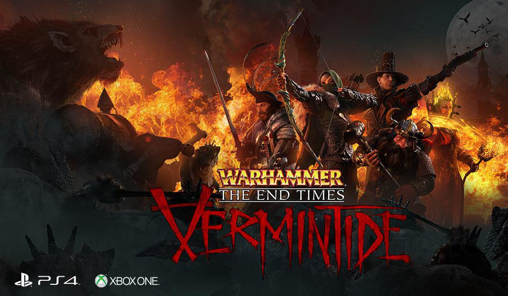 vermintide warhammer xbox one ps4