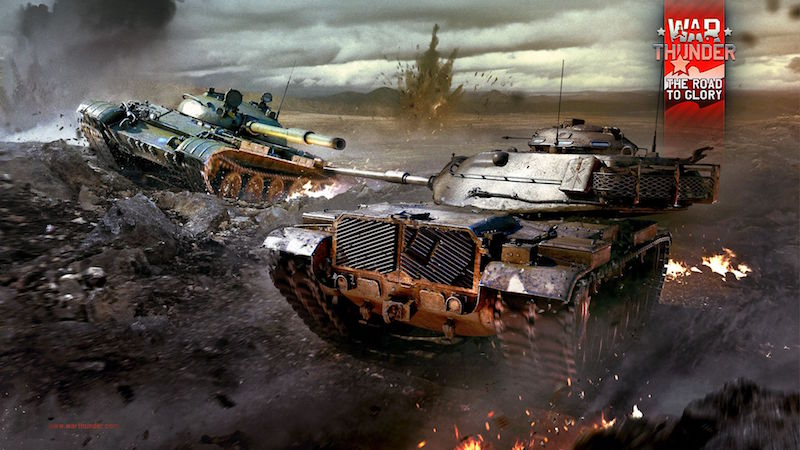 war thunder the road to glory