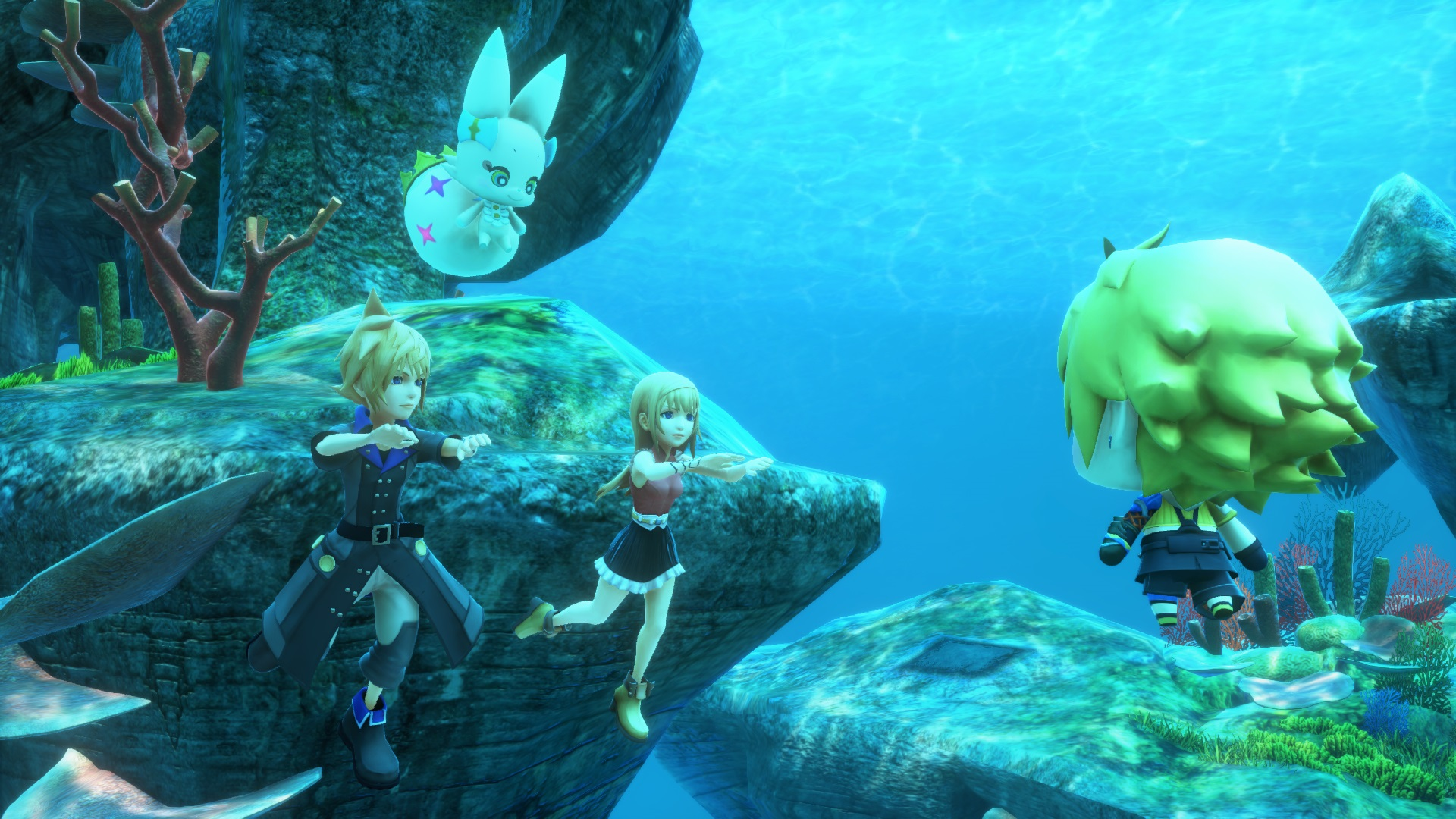 world of final fantasy (13)