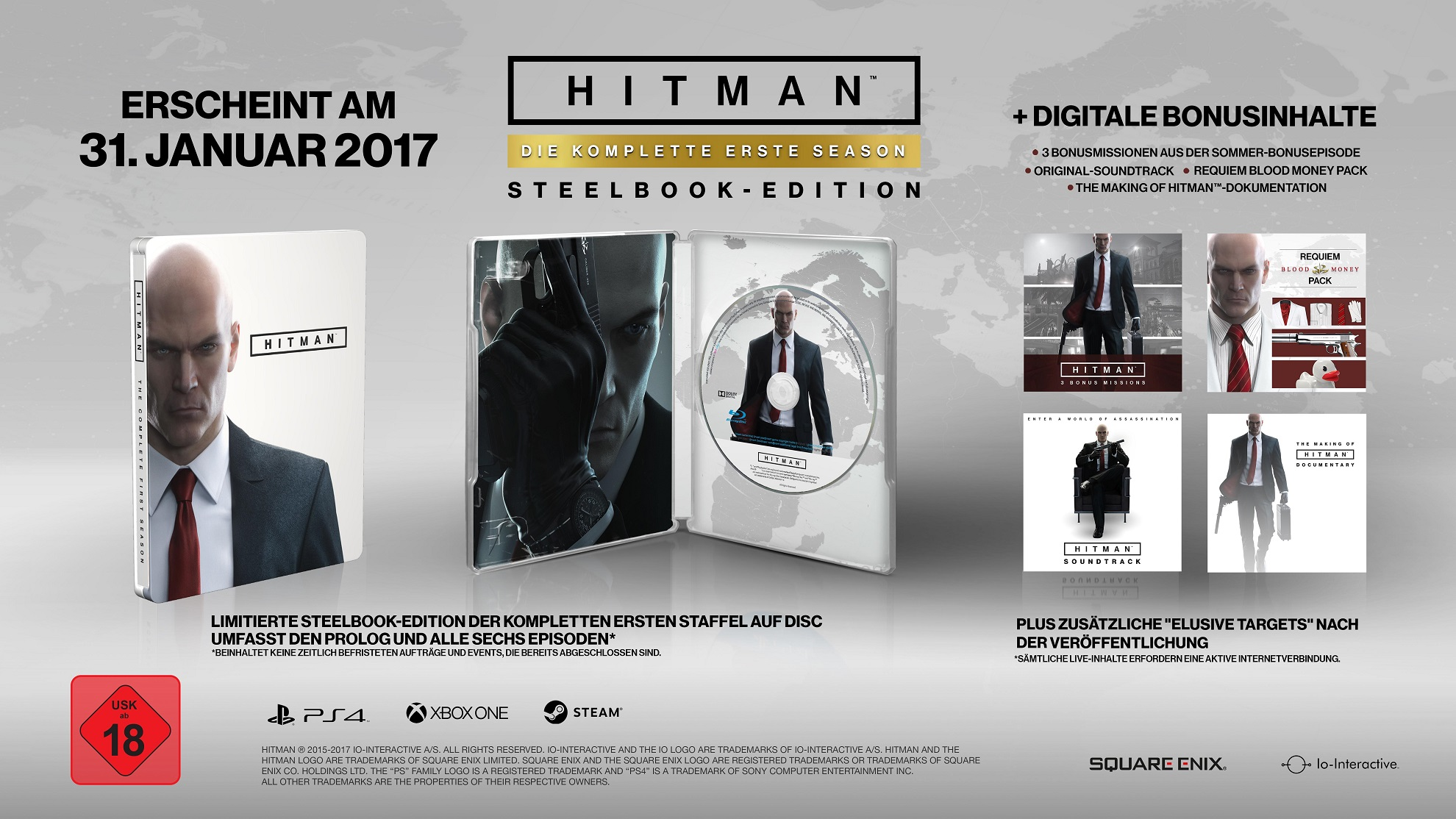 hitman retail season 1