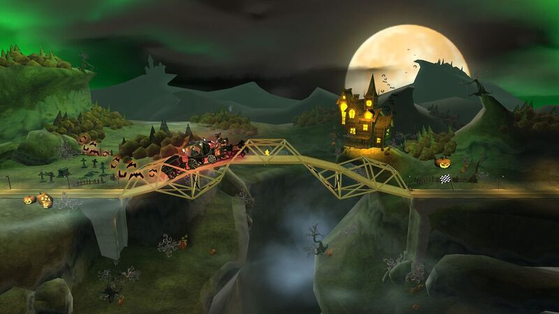 bridge-constructor-halloween-update