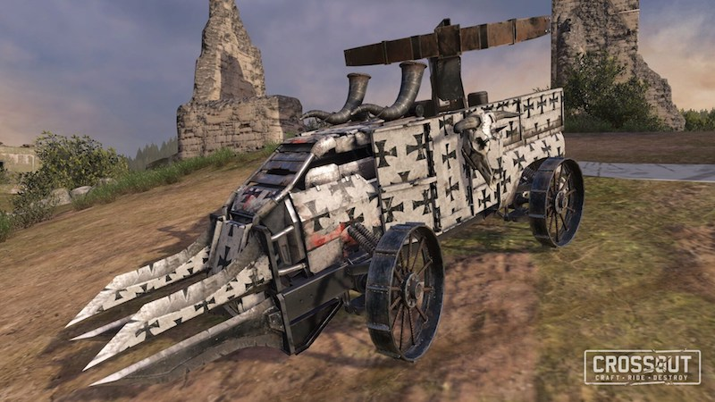 crossout-knight-riders