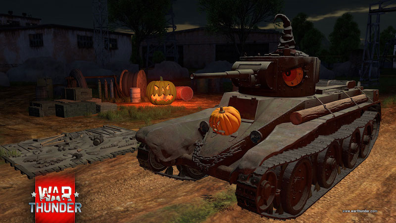 war-thuner-halloween-event