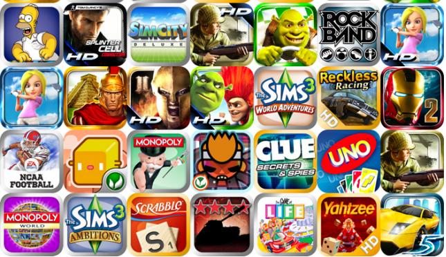 Apps Spiele