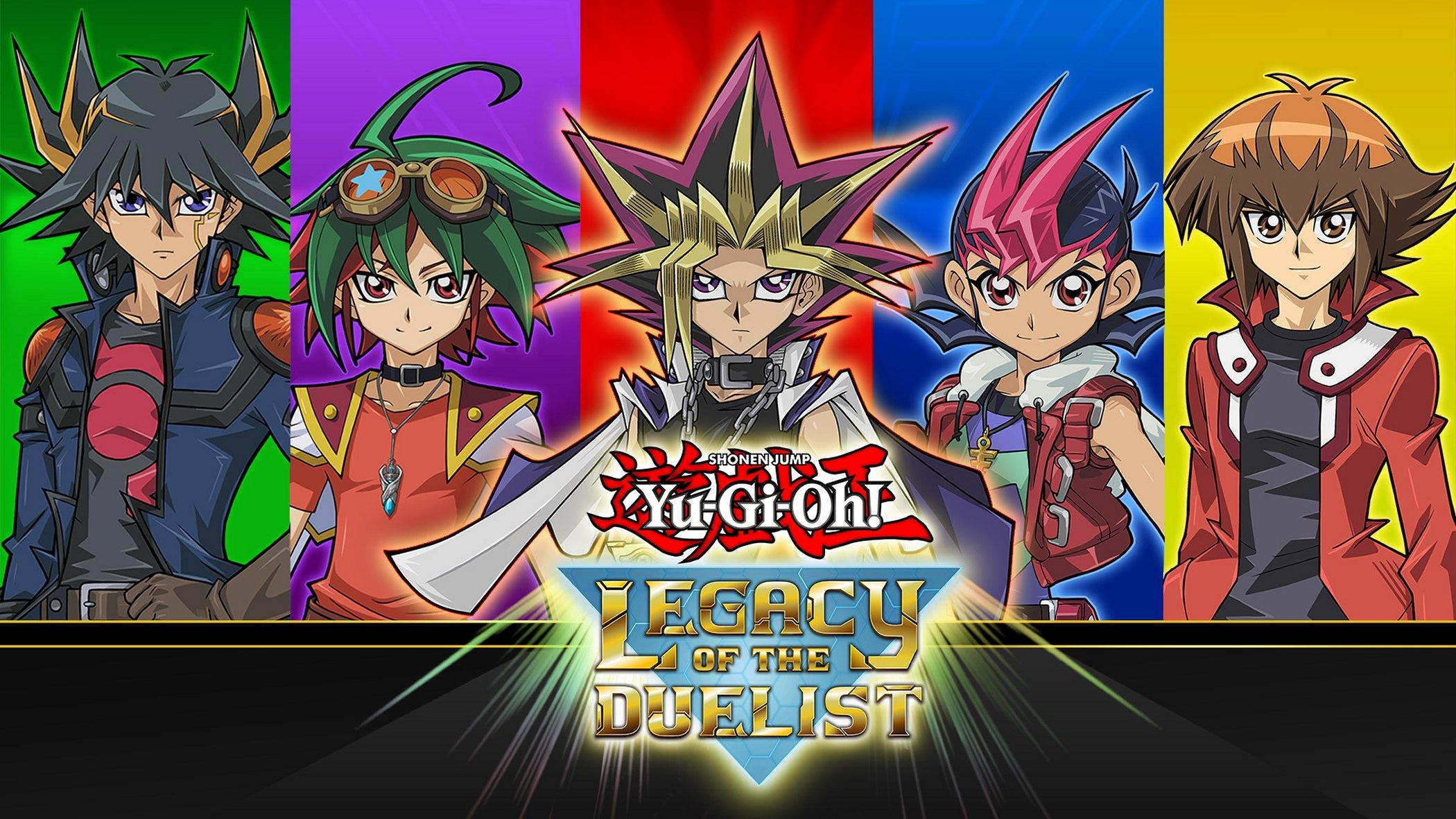 Yu-Gi-Oh! Hauptfiguren