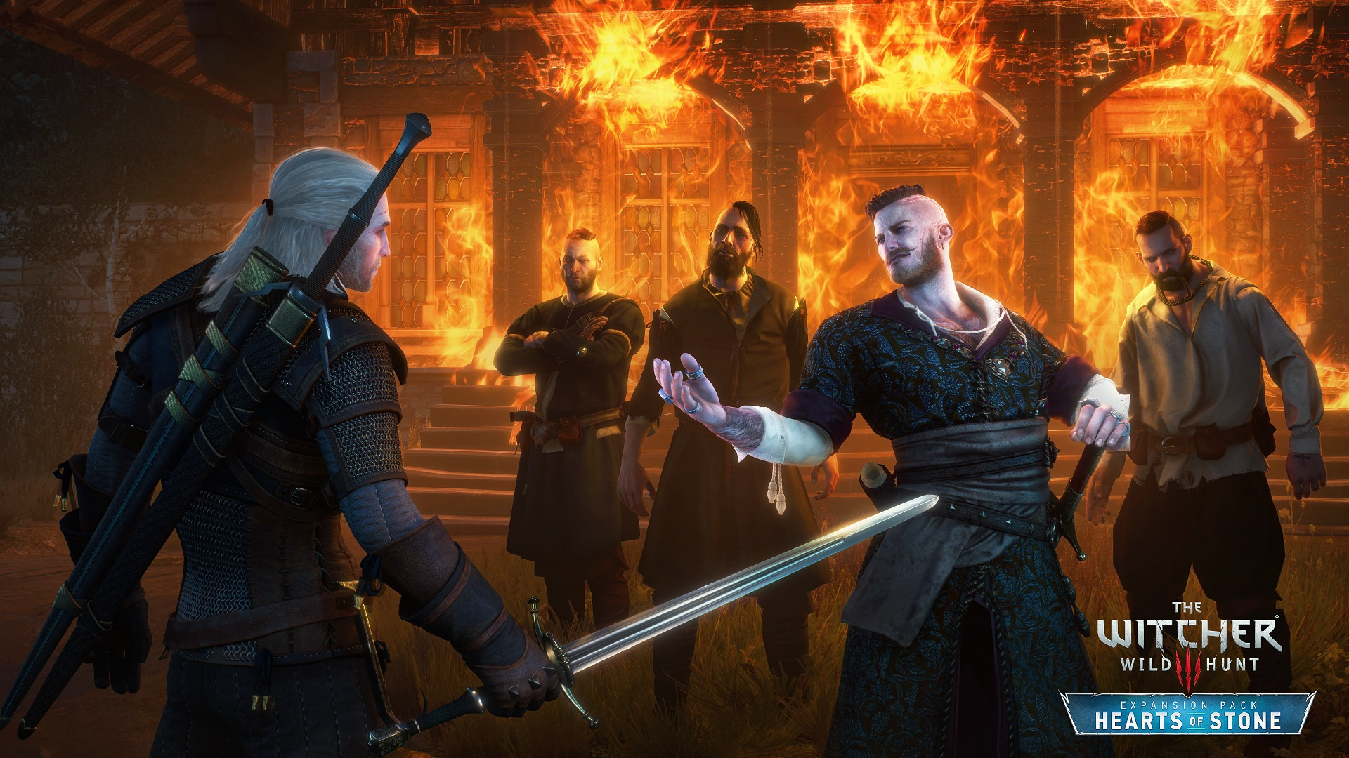 The Witcher 3 S Blood And Wine Expansion Could Be Coming Later