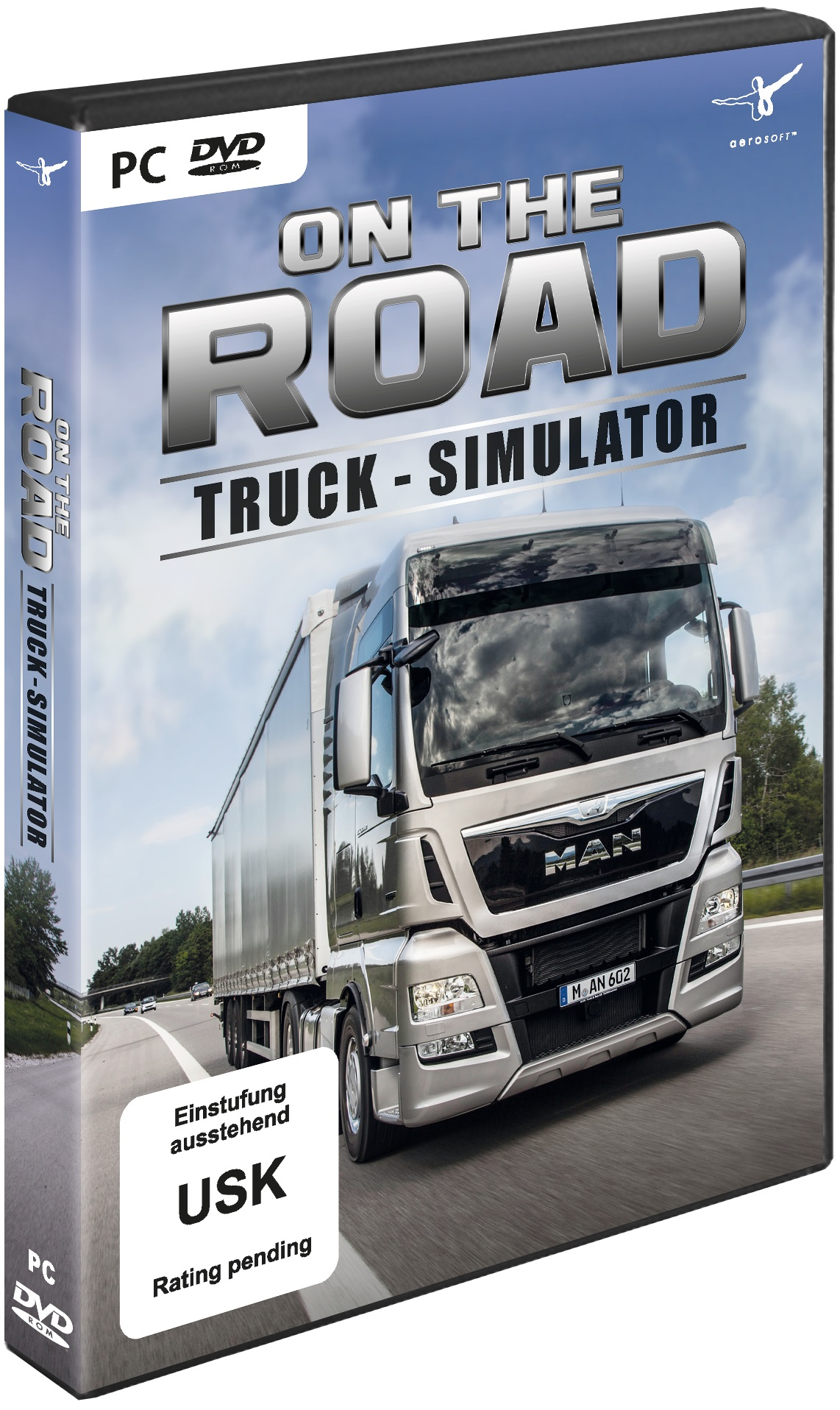 on the road truck simulator startet in den early access. Black Bedroom Furniture Sets. Home Design Ideas